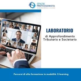 Laboratorio di Approfondimento Tributario e Societario