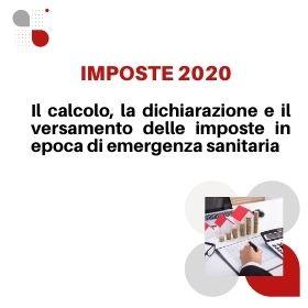 Imposte 2020